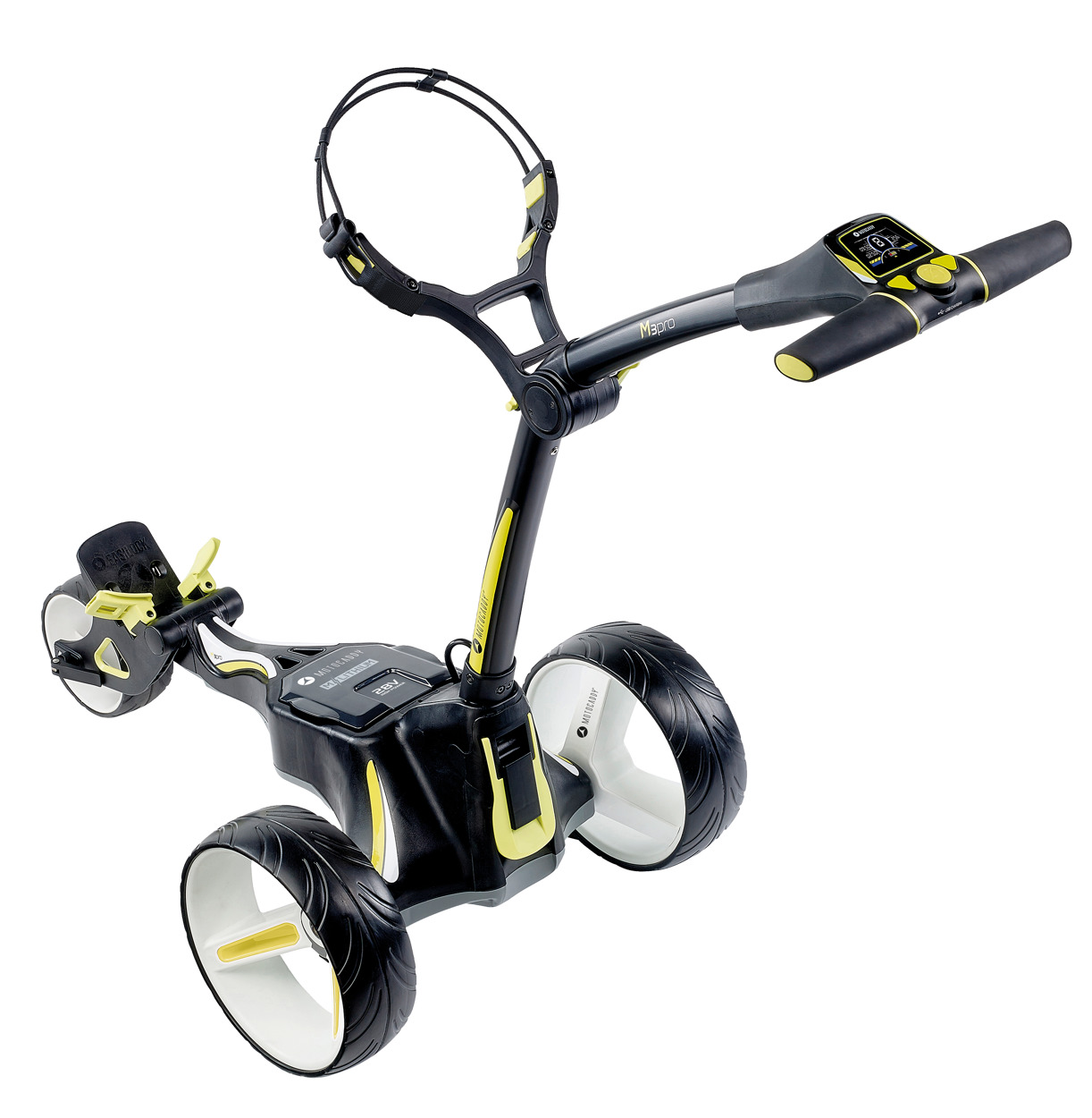 motocaddy m3 pro topmodel uit de motocaddy golftrolley serie. Black Bedroom Furniture Sets. Home Design Ideas